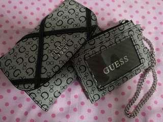 Guess Wallet Purse Grey New Fashion Gifts Women