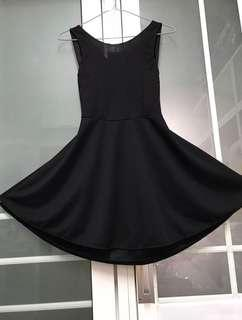Black Dress/ Party Dress/ Women/ Christmas... (Size S) 100% New (Pls see all pics)