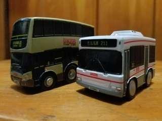 Q版巴士(兩架)