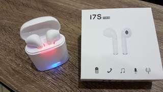 🚚 i7S TWS 藍芽耳機