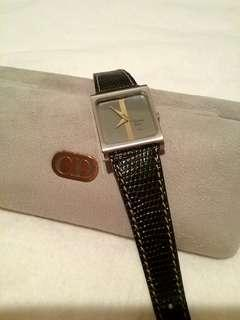 Christian Dior watch vintage 1970's