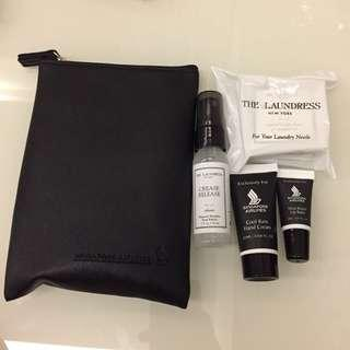 Singapore Airlines Travel Amenities Pouch