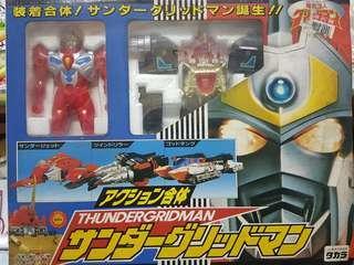 🚚 (盒玩〉 電光超人 / 裝着合体誕生
