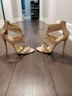 Nude Pink Heels