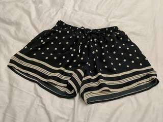 Anthropologie - Gently Worn Elevenses Shorts - Size Small