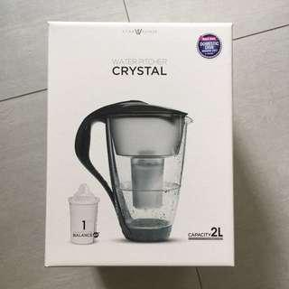Star Wellness Water Pitcher Crystal