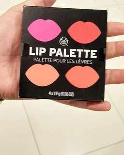 Lipstik The Body Shop