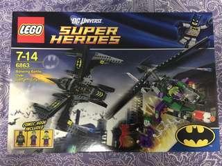 LEGO 6863 Batwing Battle Over Gotham City