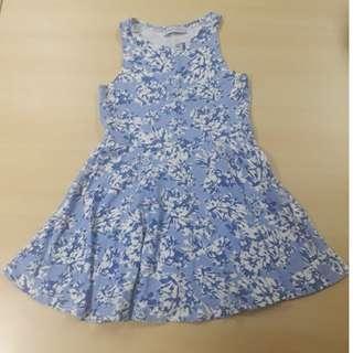 Preloved Gingersnaps Floral Dress