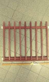 "6 wood wine racks of 18in width to fit Thomson wine cellars FREE ""Grand Cru"" Thomson wine cellar (NOT WORKING)"