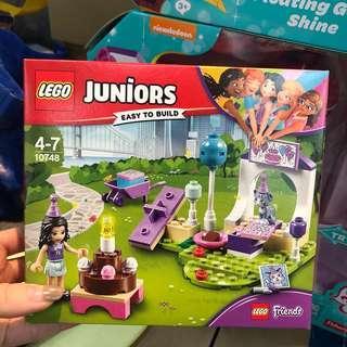 Lego Friends Juniors Emma's Pet Party
