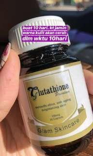 Suplemen Whitening Glutathione Premium