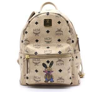 MCM Mini Rabbit Backpack