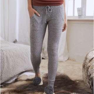aerie cuffed leggings