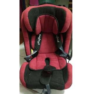 HALFORD Voyage convertible baby Child car seat