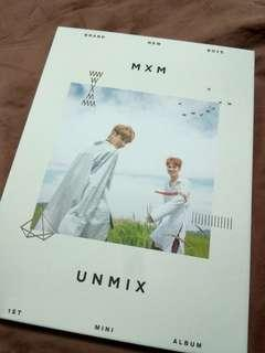 MXM album (Unsealed)