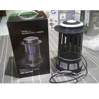 Electronic Mosquito trap lamps. safe non chemicals trap.