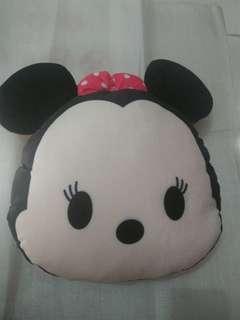 Bantal Boneka Kepala Tsum Tsum