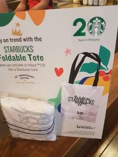 NEW Starbucks Tote #xmas50