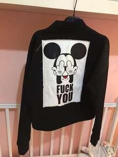 1218 Mickey Mouse jacket