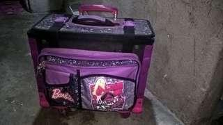 Use but not  abuse BARBIE BAG complete with bag cover