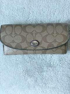 Coach Wallet 80%new