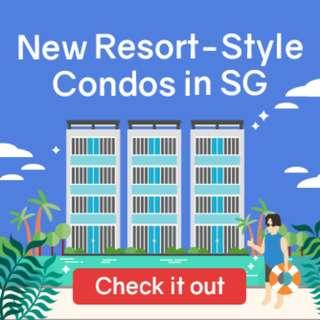 2018 New Condo Guide: 10 Resort-Style Condos in Singapore
