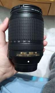 🚚 Nikon DX 18-140mm VR鏡頭