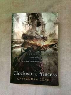 Clockwork Princess (Cassandra Clare)