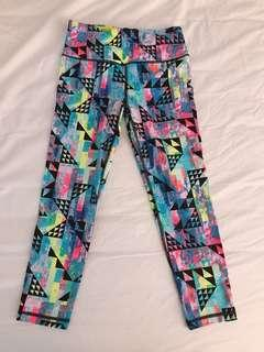 Victorias Secret Workout Capri Leggings- XS