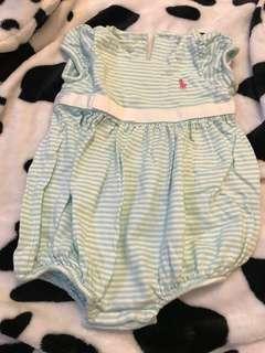 Ralph Lauren 6 months jumpsuit