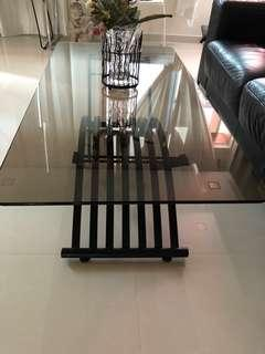 Coffee table/dining table/study table/glass table