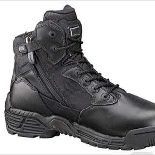 Magnum Tactical Boots Stealth Force 6.0 Side Zip