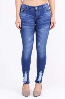 Jeans RIPPED Jumbo