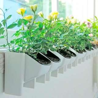 Brand New Planter Boxes in WHITE