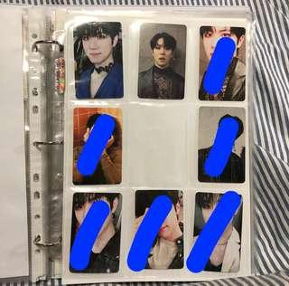 DONGHAN D-Day photocards