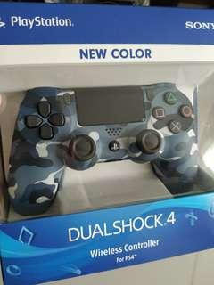 PS4 Controller Dual Shock Blue Limited edition Original Authentic