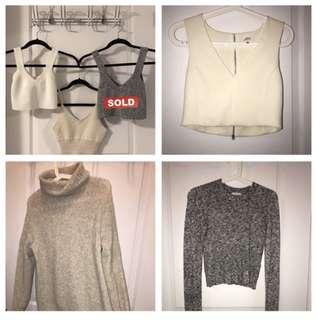 ARITZIA Wilfred Babaton Wardrobe for Sale
