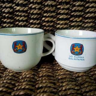 Cawan Logo Pertamina Lama