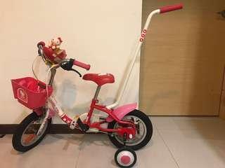 HelloKitty 幼兒腳踏車