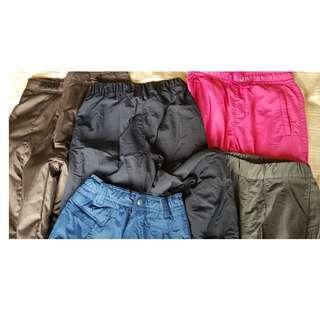 5 Winter Pants Water Resistance