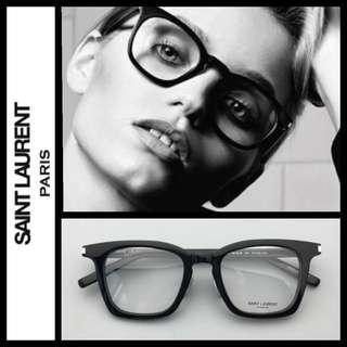 Saint Laurent Paris SL139 Slim eyewear