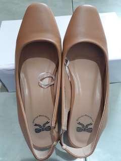 BUY 1 GET 1 FREE wedges sepatu wanita
