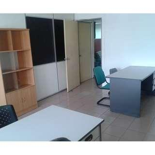 Individual Office Rooms To Let ( Rental )