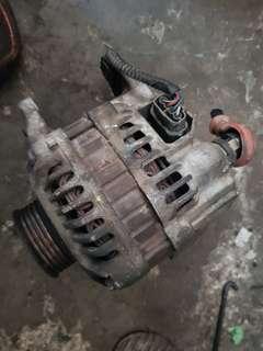 Waja mmc 1.6 alternator