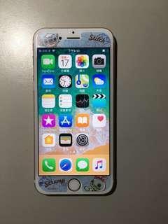 """iPhone 6s 64g 4.7"""" 玫瑰金"""