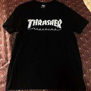 Thrasher tee - authentic