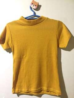 Repeiced❗️Mustard Top