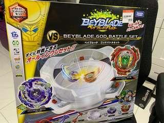 Beyblade God Battle set