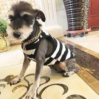 PREORDER - Pet Dog Small/Med Breed Sleeveless Top